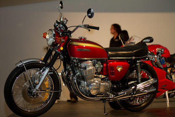 Motorcyclist magazine named the Honda CB750 as the motorcycle of the century.